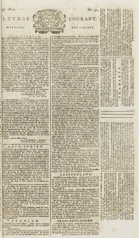 Leydse Courant 1822-03-13