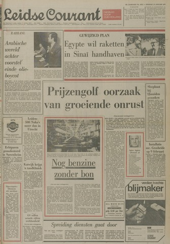 Leidse Courant 1974-01-15