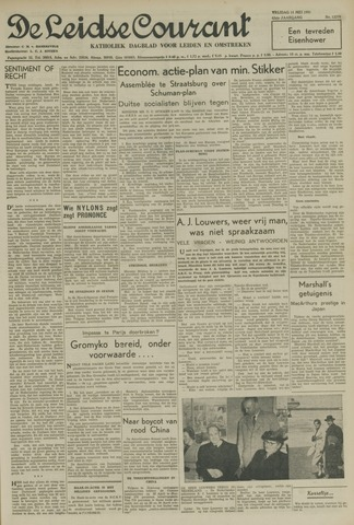Leidse Courant 1951-05-11