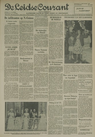 Leidse Courant 1962-09-19