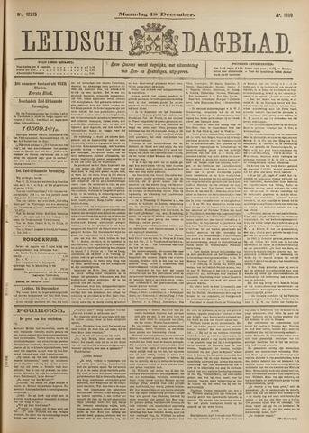Leidsch Dagblad 1899-12-18
