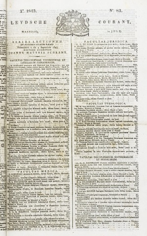 Leydse Courant 1843-07-10