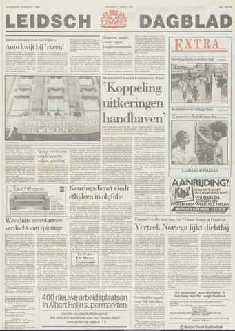Leidsch Dagblad 1988-03-19