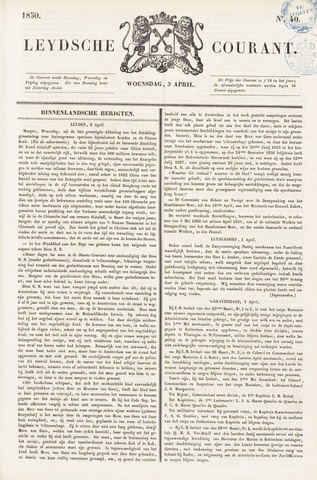 Leydse Courant 1850-04-03