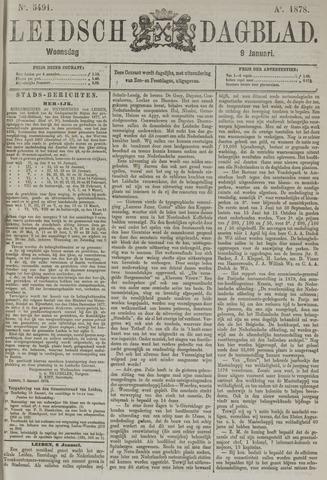 Leidsch Dagblad 1878-01-09