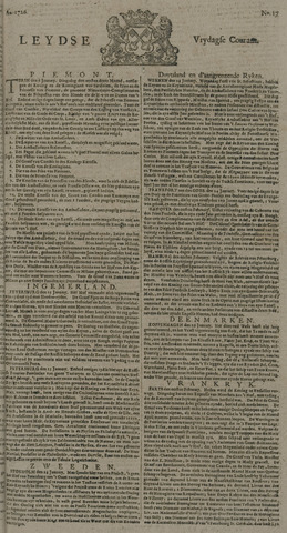 Leydse Courant 1726-02-08