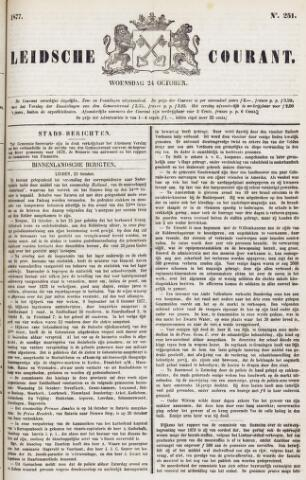 Leydse Courant 1877-10-24