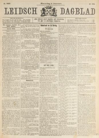 Leidsch Dagblad 1915