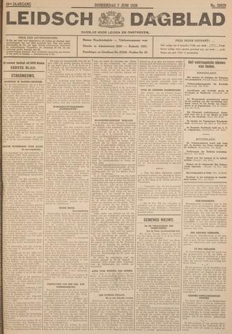 Leidsch Dagblad 1928-06-07