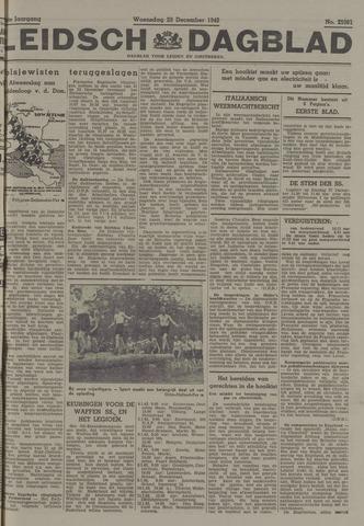 Leidsch Dagblad 1942-12-23