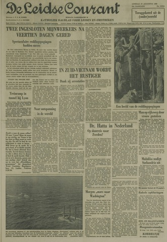 Leidse Courant 1963-08-27