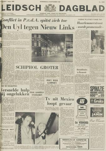 Leidsch Dagblad 1968-09-19