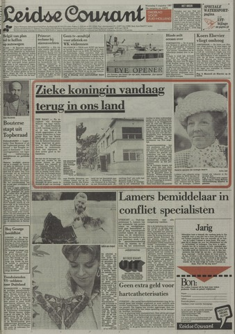 Leidse Courant 1987-08-05