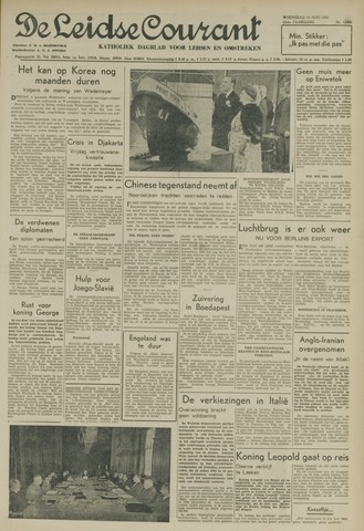 Leidse Courant 1951-06-13