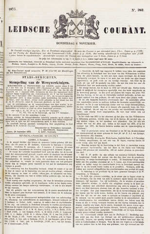 Leydse Courant 1873-11-06