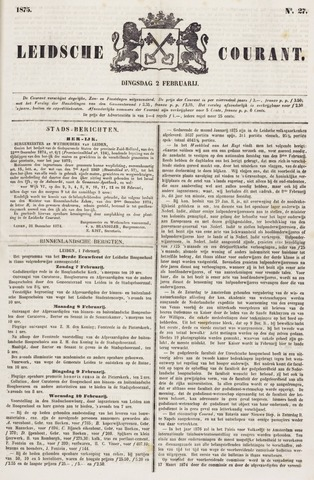 Leydse Courant 1875-02-02