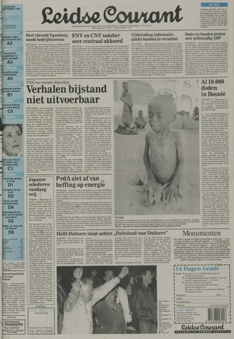 Leidse Courant 1992-09-12