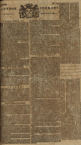 Leydse Courant 1780-09-11