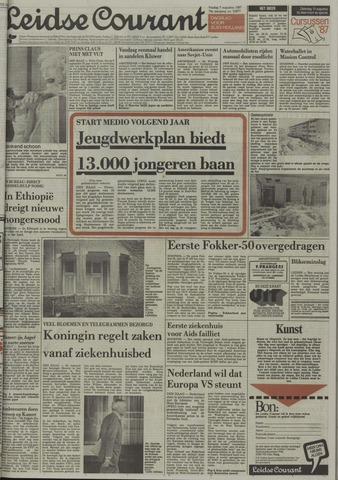 Leidse Courant 1987-08-07
