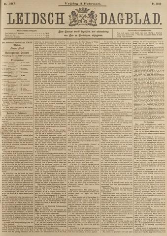 Leidsch Dagblad 1899-02-03