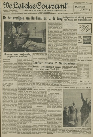 Leidse Courant 1955-09-09