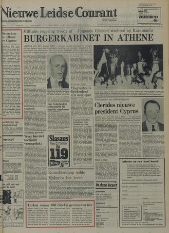 Nieuwe Leidsche Courant 1974-07-24