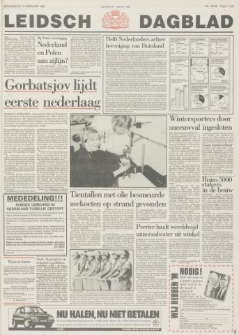 Leidsch Dagblad 1990-02-15