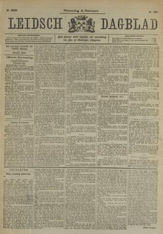 Leidsch Dagblad 1911