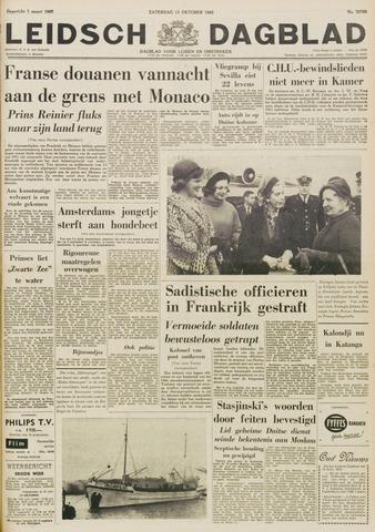 Leidsch Dagblad 1962-10-13