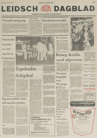 Leidsch Dagblad 1978-07-14