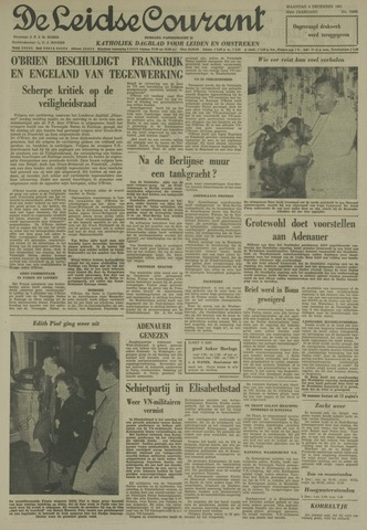 Leidse Courant 1961-12-04