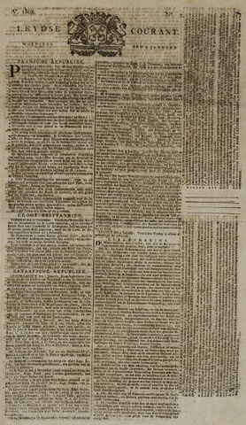 Leydse Courant 1803-01-05