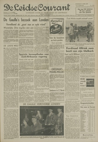 Leidse Courant 1960-04-06