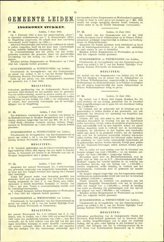 Handelingen van de Raad 1945-06-07