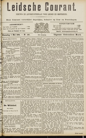 Leydse Courant 1890-05-07