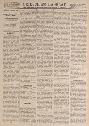 Leidsch Dagblad 1919-08-21