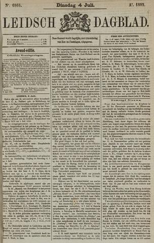 Leidsch Dagblad 1882-07-04