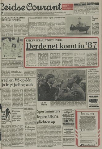 Leidse Courant 1985-06-28