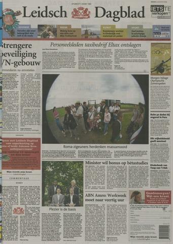 Leidsch Dagblad 2004-08-03