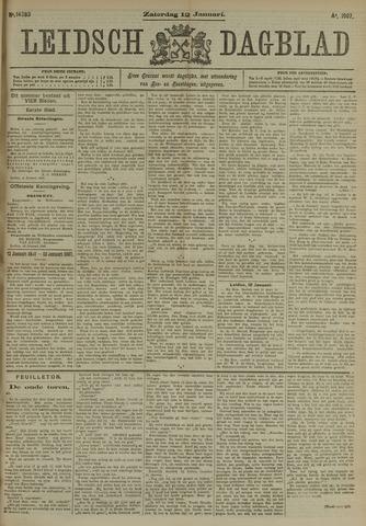 Leidsch Dagblad 1907-01-12