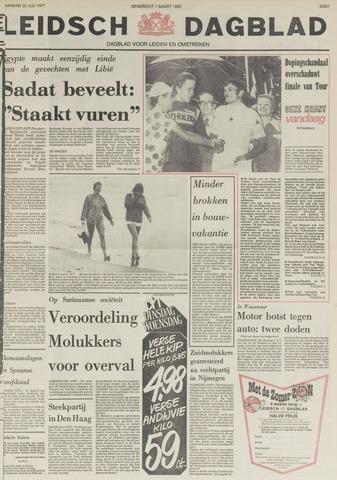 Leidsch Dagblad 1977-07-25