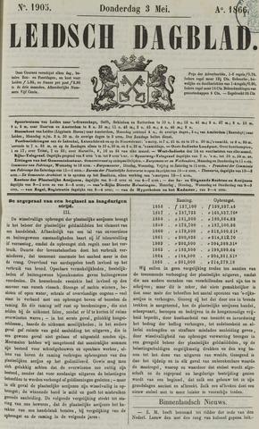 Leidsch Dagblad 1866-05-03
