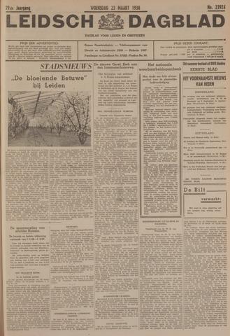 Leidsch Dagblad 1938-03-23