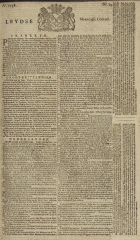 Leydse Courant 1758-07-03