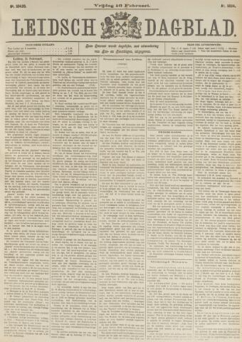 Leidsch Dagblad 1894-02-16