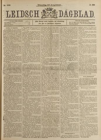 Leidsch Dagblad 1899-08-15