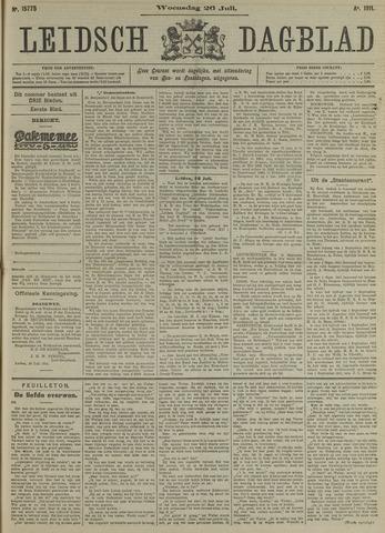 Leidsch Dagblad 1911-07-26