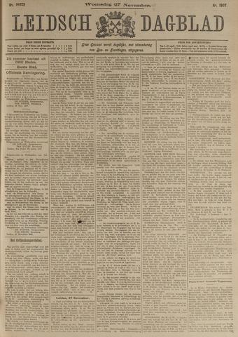 Leidsch Dagblad 1907-11-27