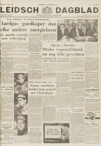 Leidsch Dagblad 1963-10-31