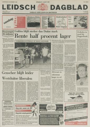 Leidsch Dagblad 1982-11-06